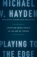 Cover art for Playing To the Edge