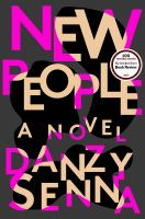 Cover art for New People