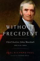 Cover art for Without Precedent