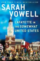 Cover of Lafayette in the Somewhat United States