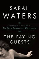 Cover art for The Paying Guests