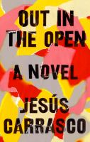 Out In The Open : A Novel by Carrasco, Jesâus © 2017 (Added: 7/5/17)