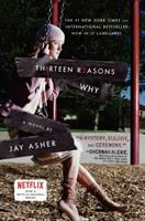Cover art for Thirteen Reasons Why