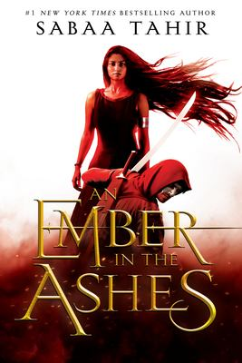 cover of An Ember in the Ashes