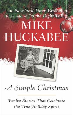 Cover image for A simple Christmas 