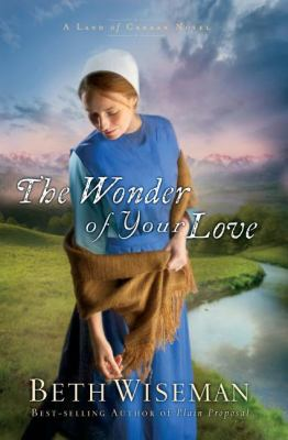 Cover image for The wonder of your love