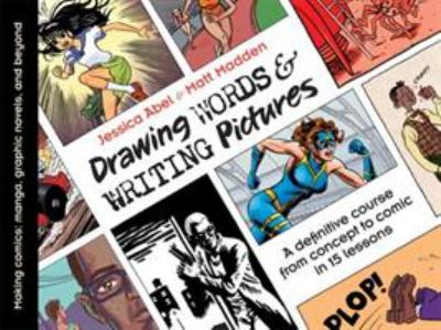 Cover image for Drawing words & writing pictures