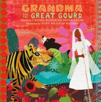 Cover art for Grandma and the Great Gourd