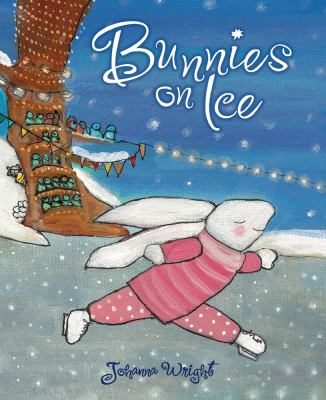 Cover image for Bunnies on ice 