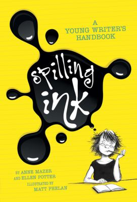 Cover image for Spilling ink
