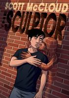 Cover art for The Sculptor by Scott McCloud