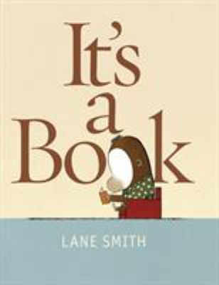 Cover image for It's a book