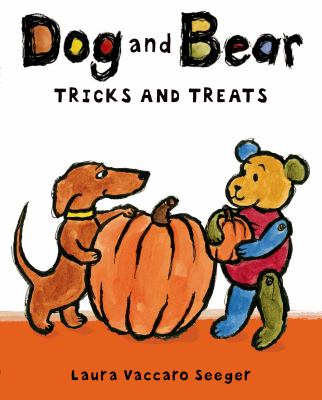 cover of Dog and Bear: Tricks and Treats