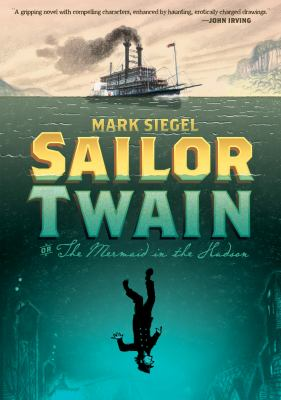 Cover image for Sailor Twain