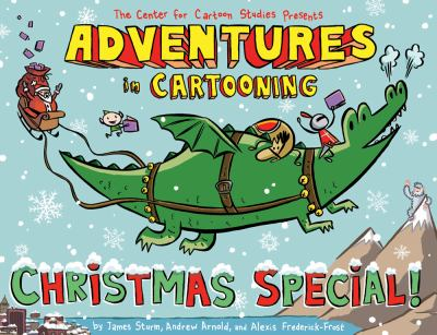 Details about Adventures in Cartooning: Chistmas Special