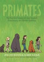 Cover art for Primates