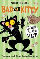 Bad+kitty+goes+to+the+vet by Bruel, Nick © 2016 (Added: 9/23/16)