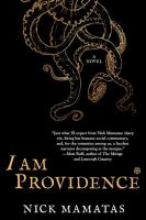 Cover art for I Am Providence