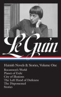 Hainish Novels & Stories : Volume One by Le Guin, Ursula K. © 2017 (Added: 9/11/17)