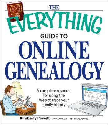 Image of book cover for The Everything Guide to Online Genealogy