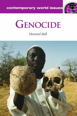 Genocide: a reference handbook by Howard Ball