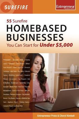 Details about 55 surefire homebased businesses you can start for under $5,000
