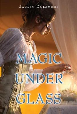 cover photo: Magic Under Glass