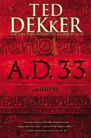 Cover of  A.D. 33