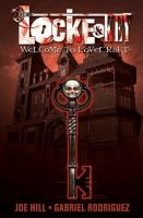 Cover art for Locke & Key