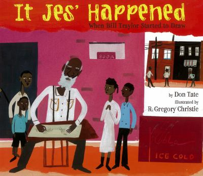 It Jes' Happened by Don Tate (Illustrator); R. Gregory Christie