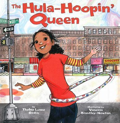 cover of The Hukla-Hoop Queen
