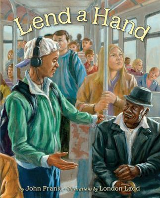 cover of Lend a Hand: Poems about Giving