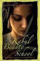 cover of Kabul Beauty School: An American Woman Goes Behind the Veil