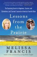 Cover art for Lessons from the Prairie
