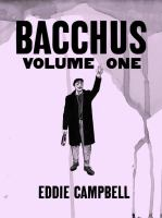 Cover art for Bacchus