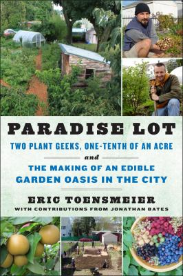 Cover image for Paradise lot