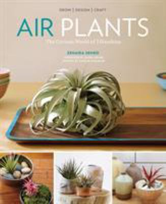 cover of Air Plants: The Curious World of Tillandsias
