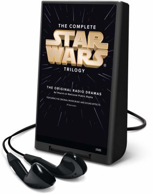 cover photo: The Complete Star Wars Trilogy: The Original Radio Dramas