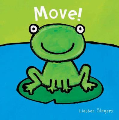 Cover image for Move!