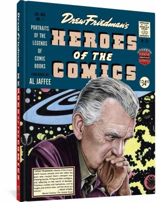 cover of Heroes of the comics