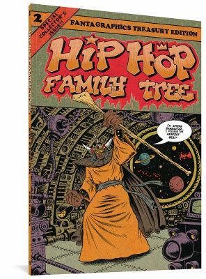 cover of Hip Hop Family Tree 2: Fanta Graphics Treasury Edition