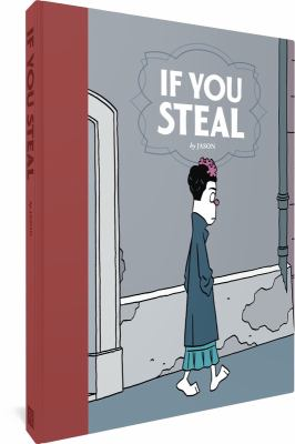 cover of If You Steal
