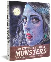 Cover art for My Favorite Thing is Monsters