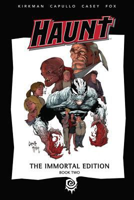 cover of Haunt Immortal Edition 2