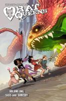 Rat Queens : Volume One : Sass And Sorcery by Wiebe, Kurtis J. © 2014 (Added: 2/3/16)