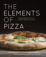 Cover art for The Elements of Pizza