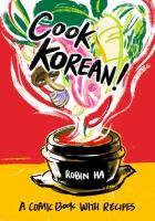 Cover art for Cook Korean!