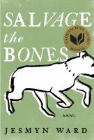 Cover art for Salvage the Bones