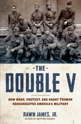 Cover image for The double v