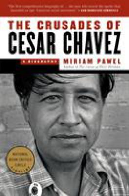 cover art for The Crusades of Cesar Chavez
